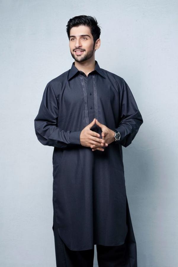 Latest Pakistani Mehndi Dresses For Men 2017 Mehndi