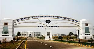 UET Lahore - Engineering university in Pakistan
