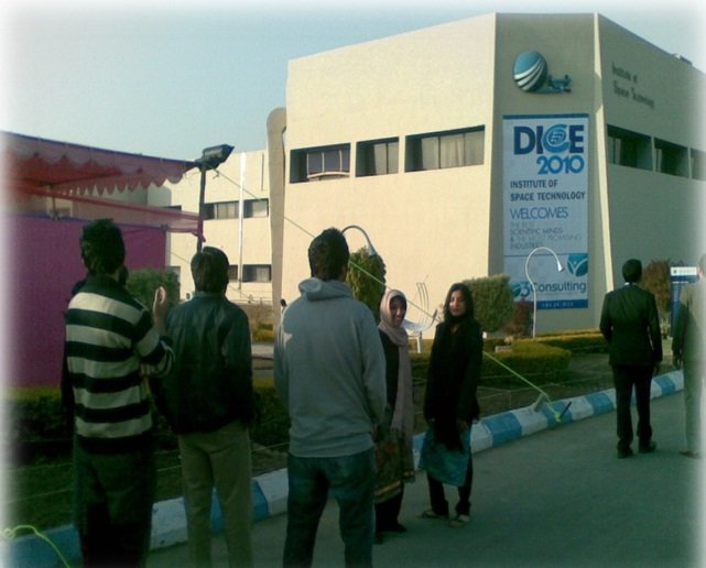 Space Technology Institute Islamabad
