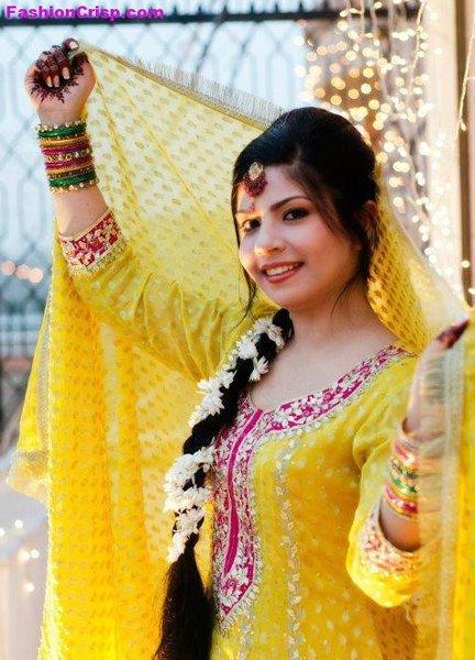 Bridal-Mehndi-Makeup idea