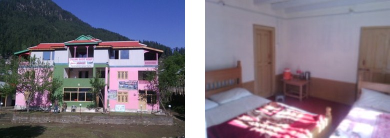 Gillani Guest House, Upper Keran - Neelum Valley