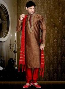Latest-Trend-Of-Mehendi-Dresses-2019-For-Boy