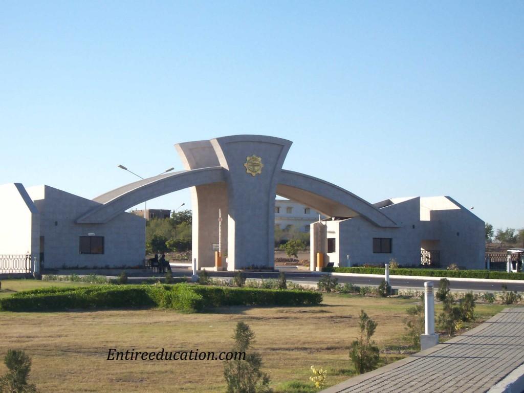 Mehran-University-Jamshoro - Engineering university in Pakistan