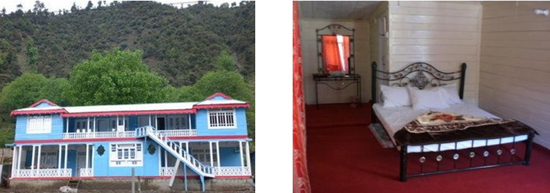 Paradise Lodge, Keran, Neelum Valley - Neelum Valley
