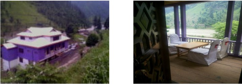 State Continental Guest House - Neelum Valley