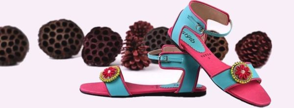 Stylo Shoes Summer Collection 2019 For Girls