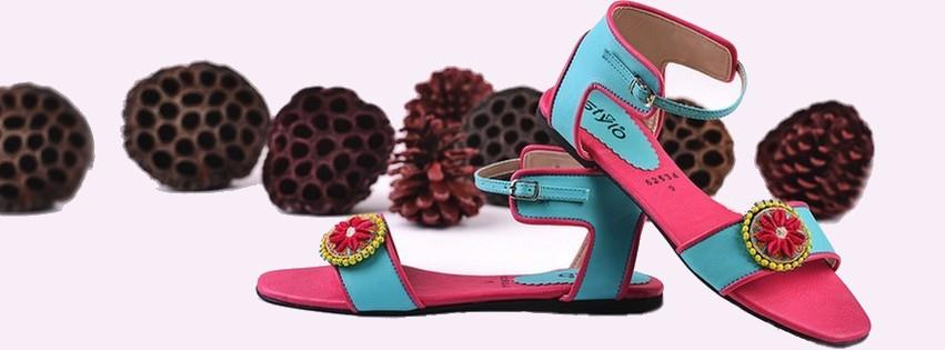 Stylo Shoes Summer Collection 2017 For Girls