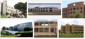 Top Ten Engineering Universities in Pakistan