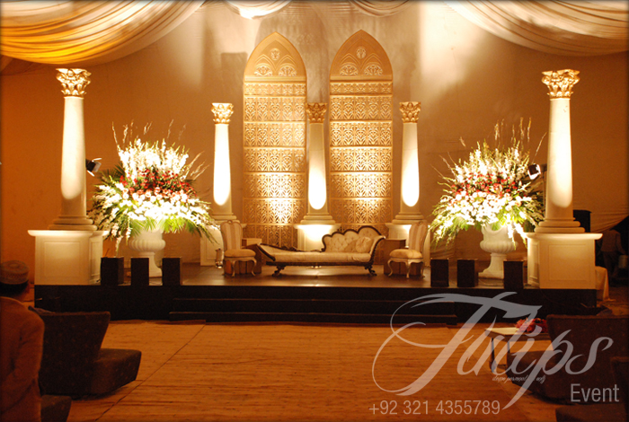 Latest Stage Decoration For Wedding Stage Decoration Ideas