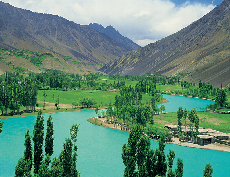 honeymoon in chitral