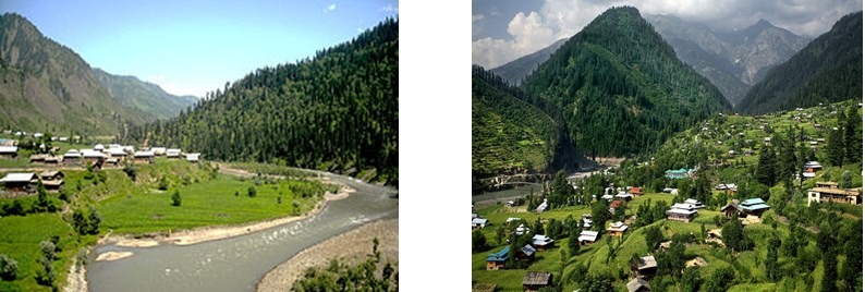 Neelum Valley Hotels and Logdes