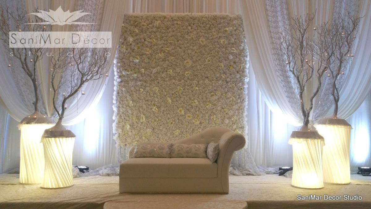 Latest stage decoration for wedding stage decoration for Muslim wedding home decorations