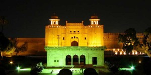 Shahi Qila Lahore (Royal Fort of Lahore)