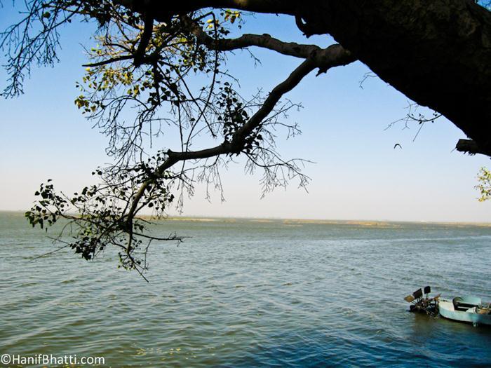 Haleji lake Karachi