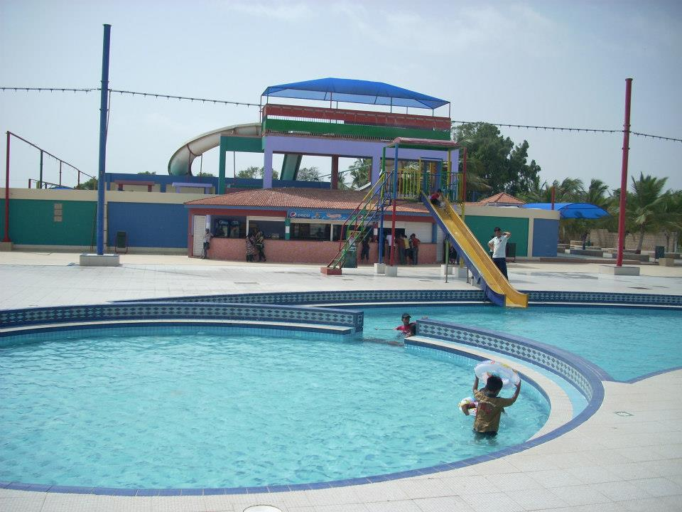 Cosy water park karachi