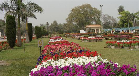 Jinnah Garden Lahore