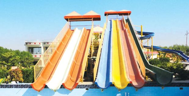 Picnic world water park Karachi