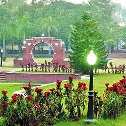 Jinnah Bagh Lahore