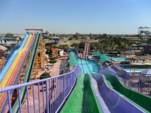 Picnic world water park Karachi
