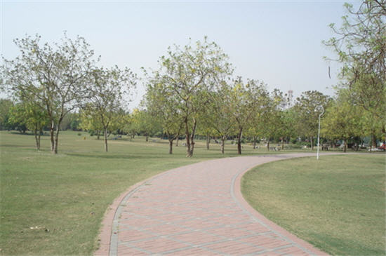 Model town park Lahore Track