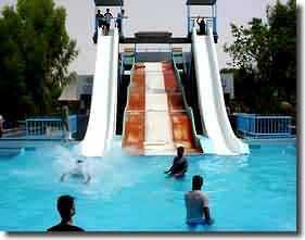 Almehran water park karachi