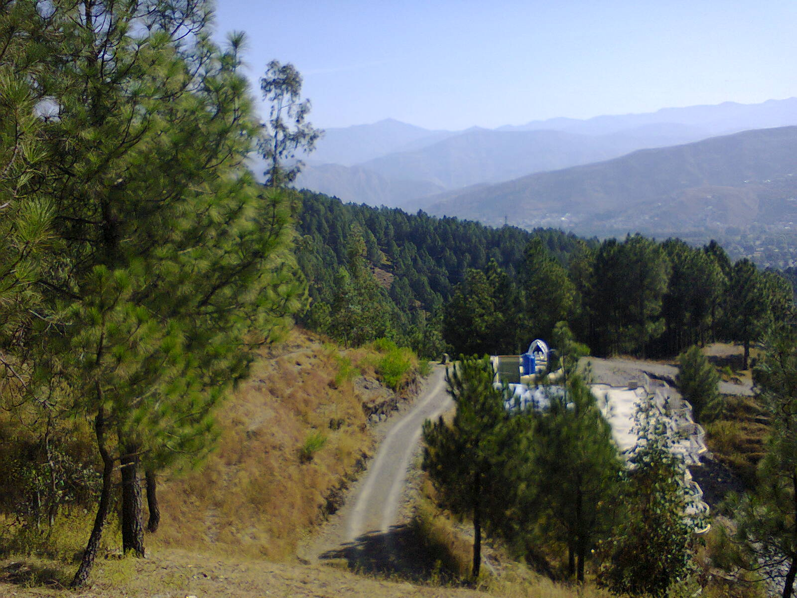 View from Shimla Pahari