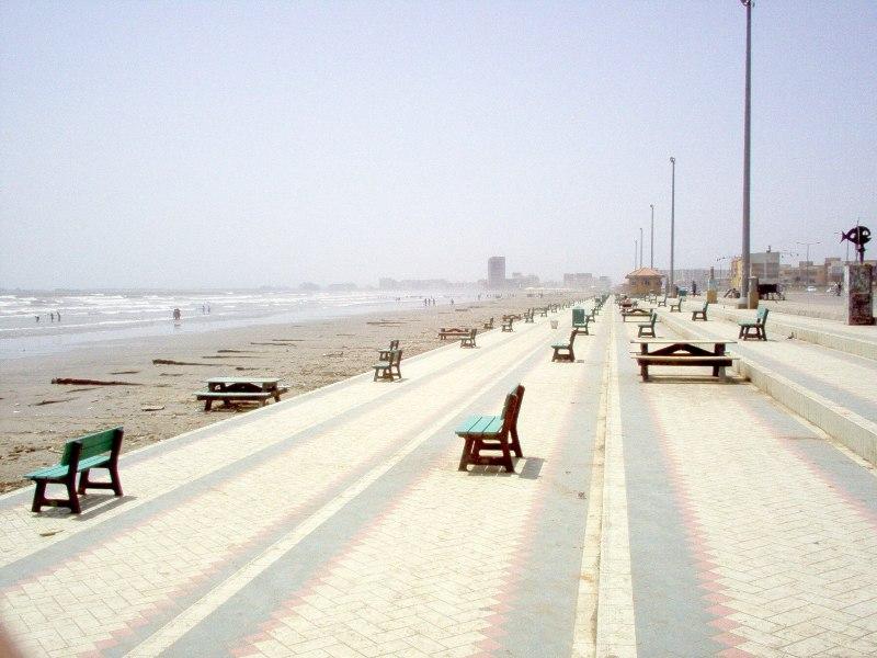 Clifton beach karachi