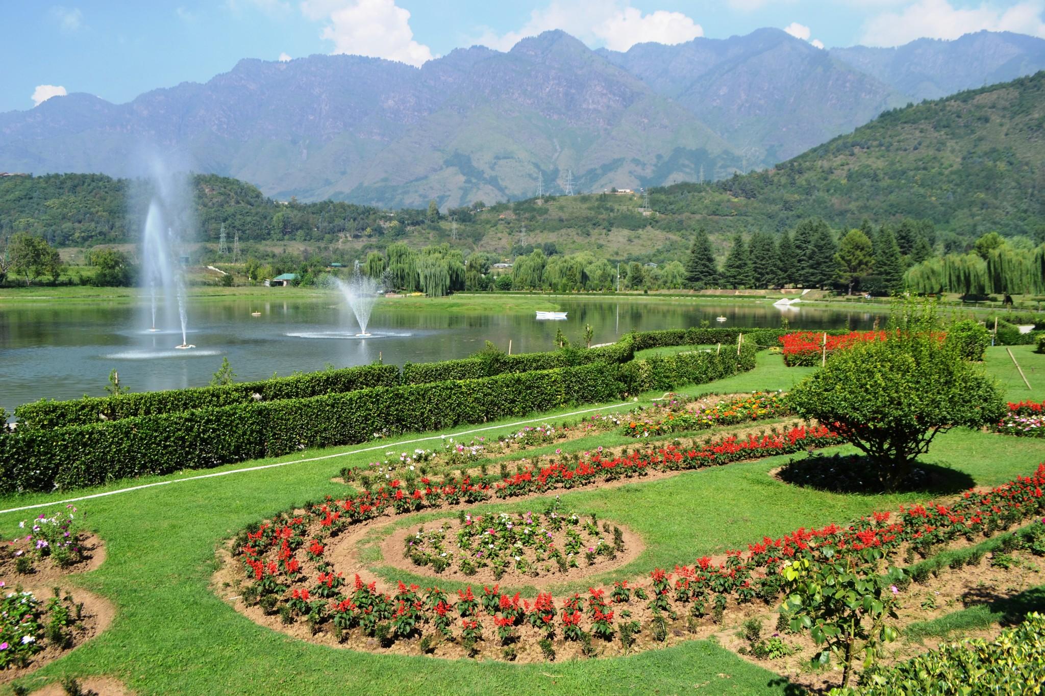 Shalimar garden Lahore