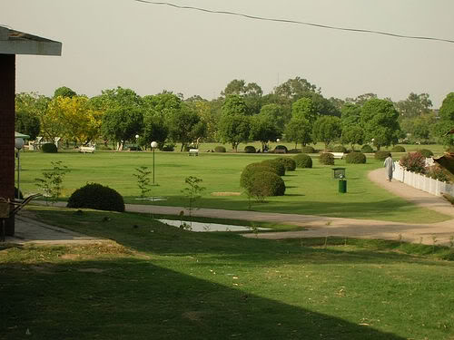 Park in Model town