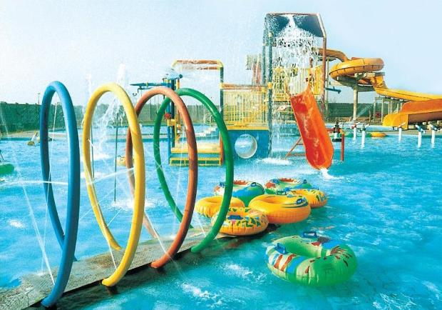 Sun way logon water park