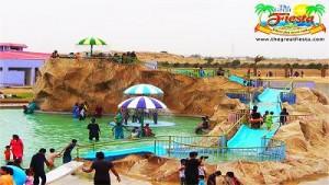 Fiesta water park Karachi