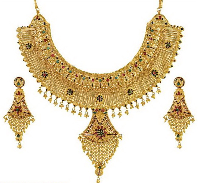 Bridal-Necklace-set