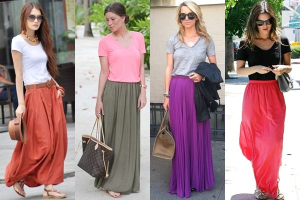 Casual-Long-Skirt-Outfit-for-Petite
