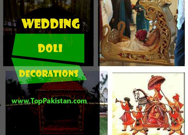 Wedding Doli Decorations and Designs