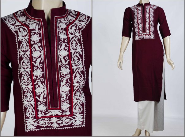 Embroidered-neck-design_for_ladies