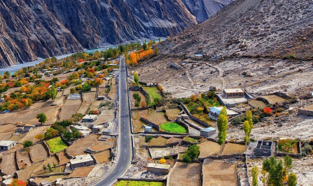 Gojal Valley - Beautiful Place in Pakistan