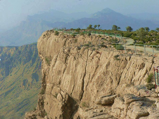 Gorakh Hill - Beautiful Place in Pakistan