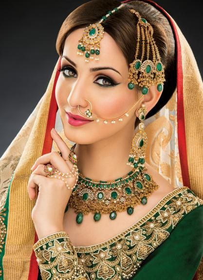 Bridal Jewelry Designs In Pakistan Bridal