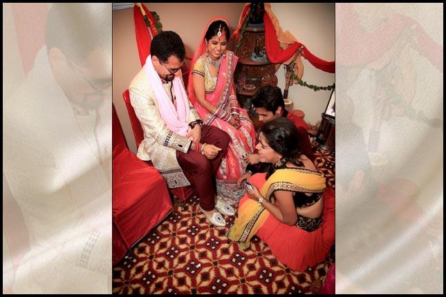 Joota Chupai Rasam In Pakistani Weddings