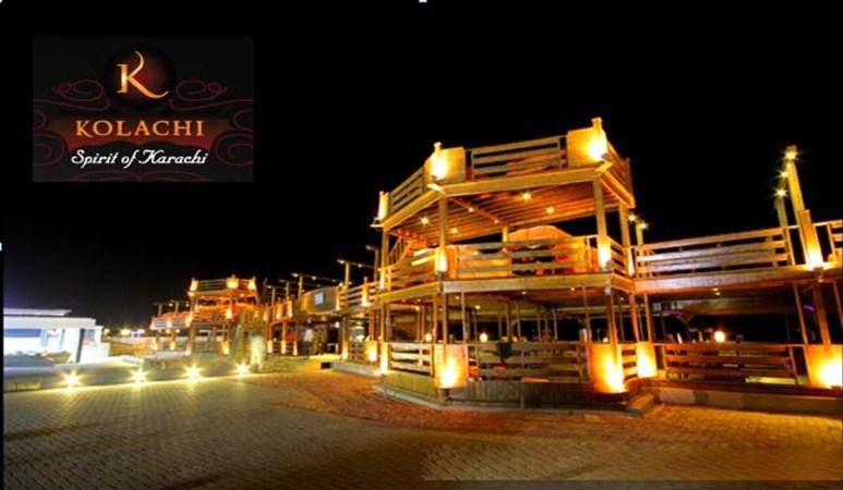 Kolachi Restaurant,