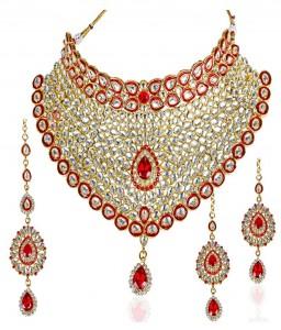 Beautiful Bridal Necklace Sets