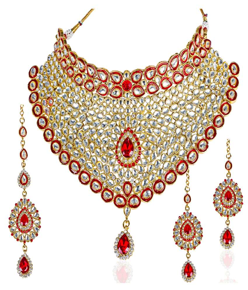 Beautiful Bridal Necklace Sets