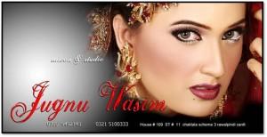 Jugnu Wasim Bridal Makeup