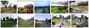 Jilani park ( Race Course ) Lahore Pakistan