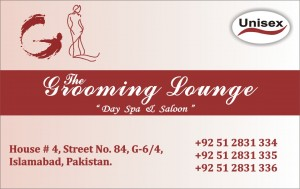 The Grooming Lounge Islamabad