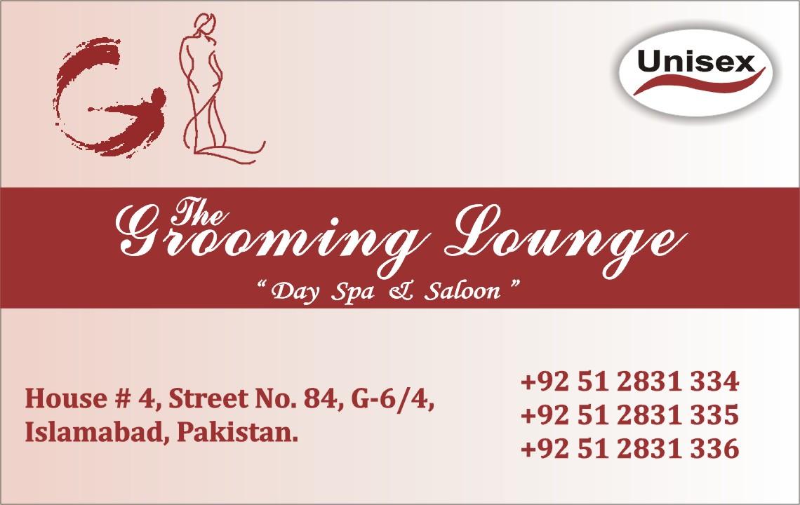 The Grooming Lounge Islamabad