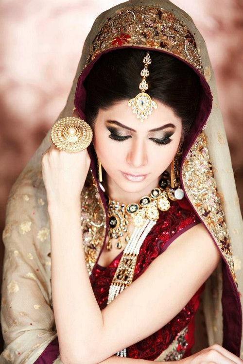 bridal make up 1