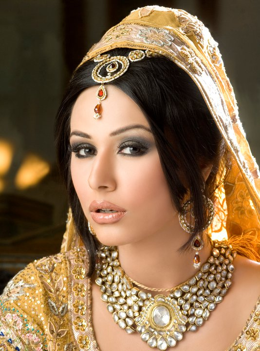 bridal make up 12