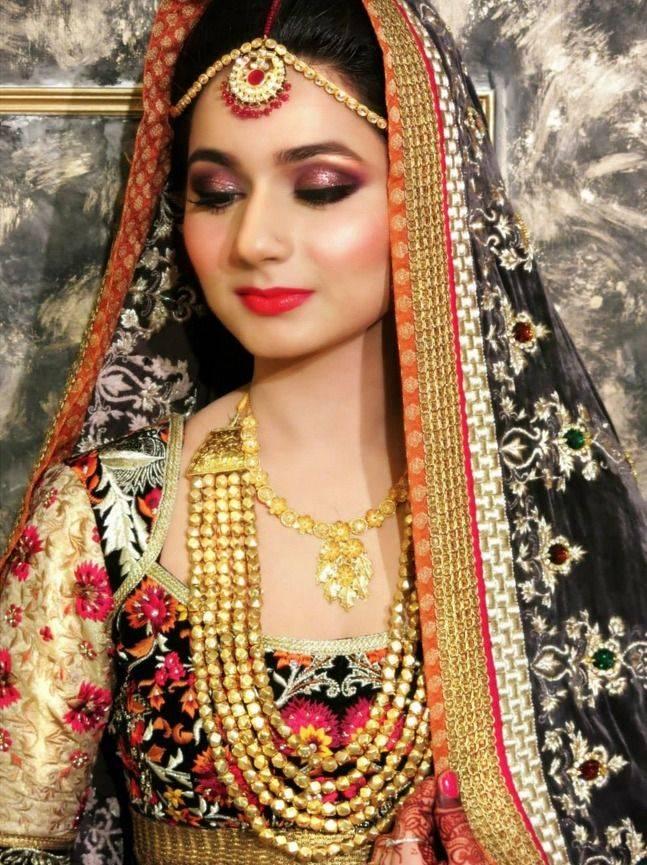bridal make up 15