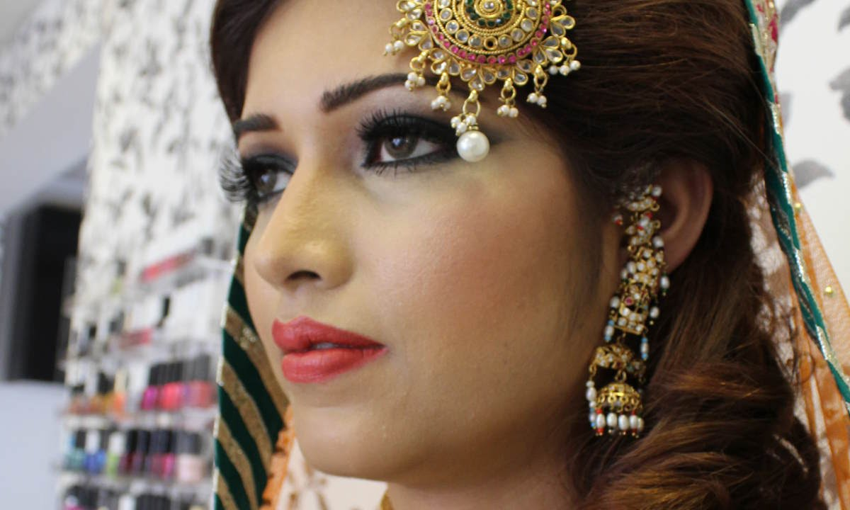 bridal make up 18